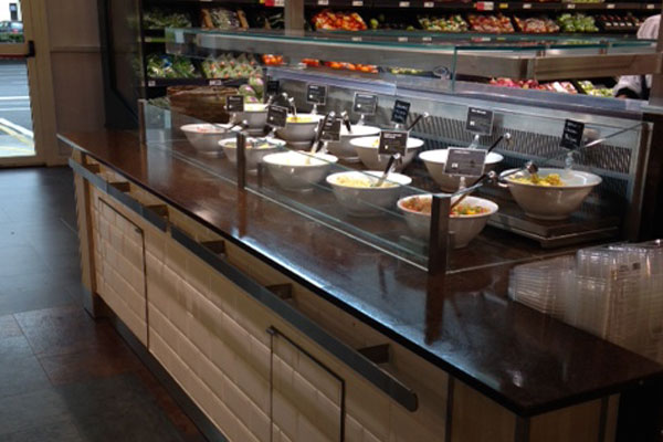 Please See Some Examples From Our Salad Bar Solutions Below